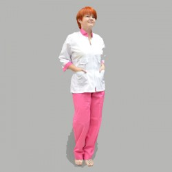 Костюм для медицинского работника цена, костюм для работника медицины состоит с куртки и брюк